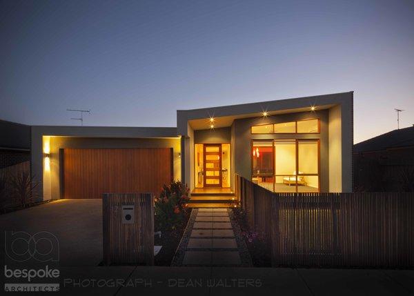 Front Facade Photo 10 of Bespoke House 0 modern home