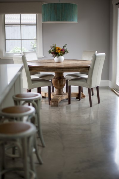Dining Nook Photo 12 of Bespoke Renovation 7 modern home