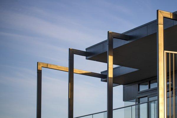 Front Balcony Photo 6 of Bespoke Derbyshire House 2 modern home