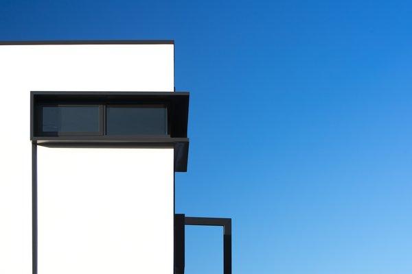 Corner Windows Photo 4 of Bespoke Derbyshire House 2 modern home