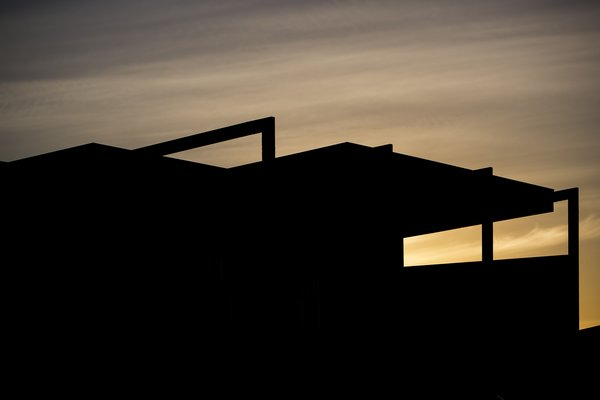 Silhouette  Photo 15 of Bespoke Derbyshire House 2 modern home