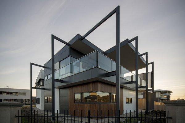 Street Corner #2 Photo 10 of Bespoke Derbyshire House 2 modern home