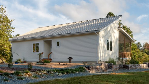 Prefabricated net-zero home by Deltec Homes Photo 8 of Net-Zero Prefab Home modern home