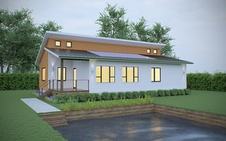 Deltec Homes Introduces Two New Models, Including Modern Farmhouse - Photo 1 of 4 - Ridgeline E