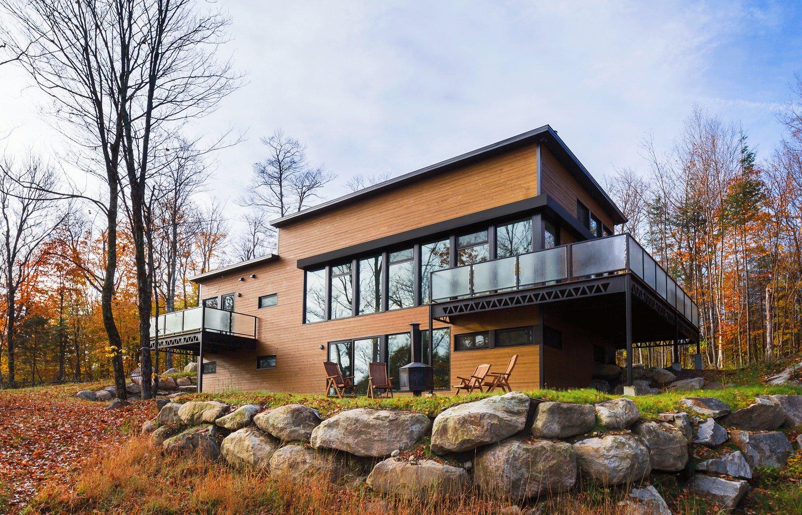 Prefab Homes by Dwell from Custom Prefab Modern Home
