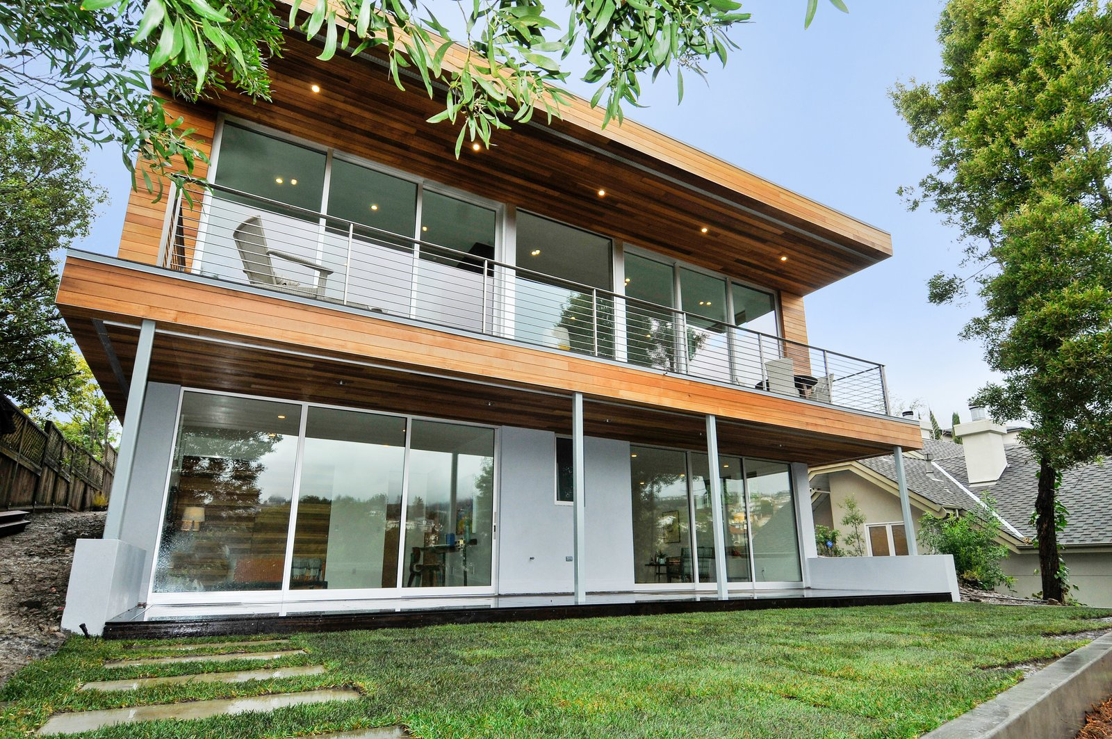 Acacia Residence by BONE Structure