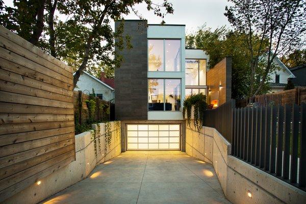 Photo 3 of Modern Infill modern home
