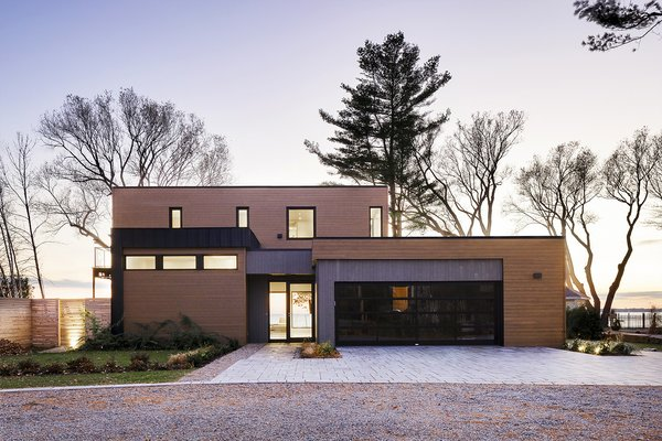 Photo  of Lake St-Francis Residence modern home