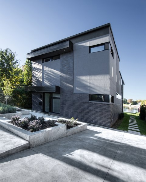 Photo 2 of Water Front Residence modern home