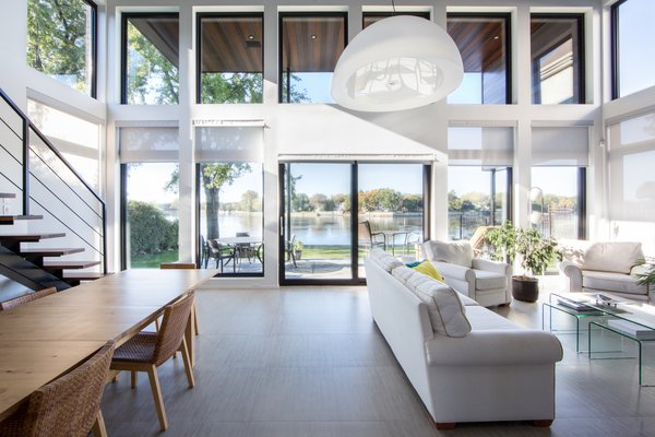 Photo 3 of Water Front Residence modern home