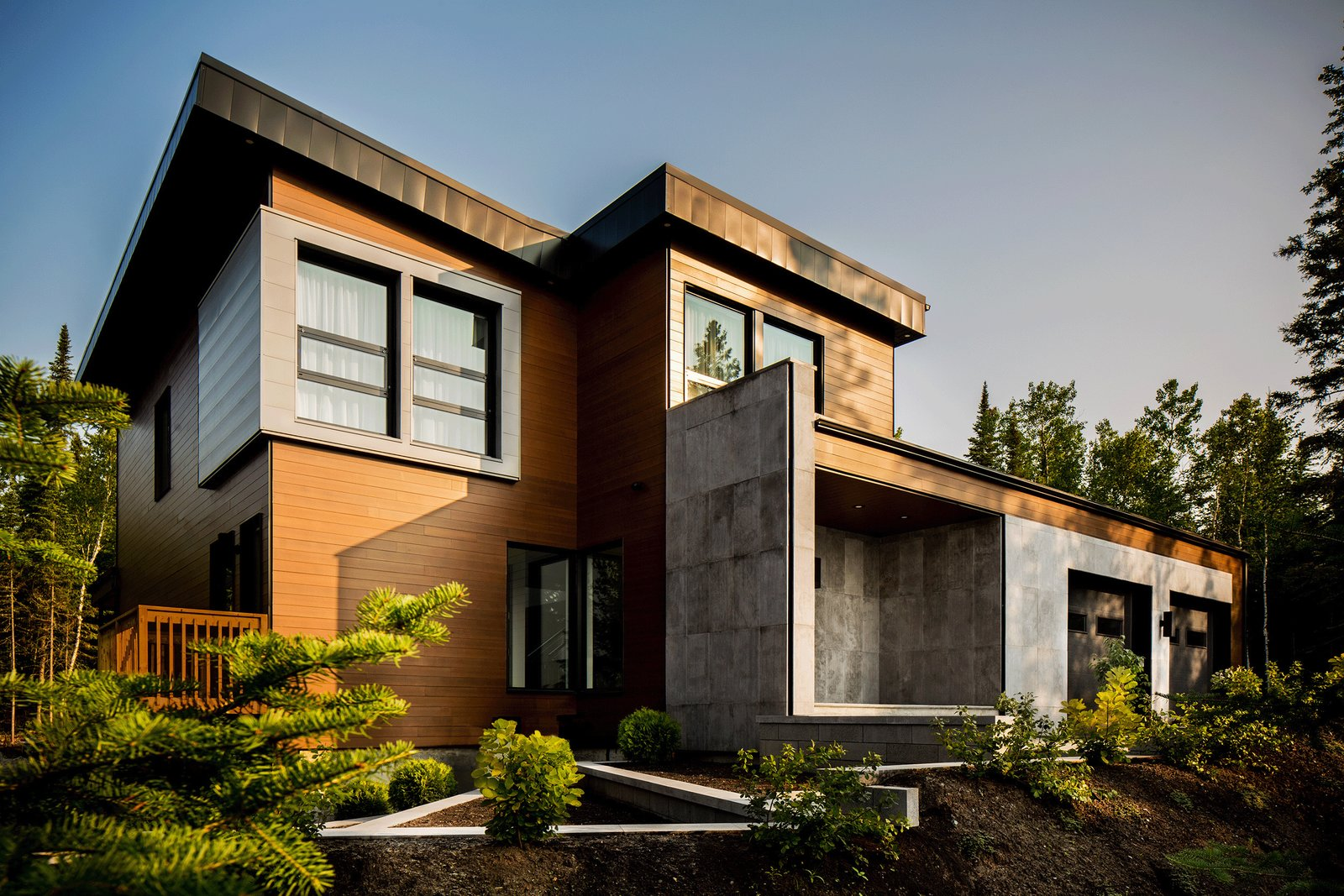 BONE Structure Residence by BONE Structure