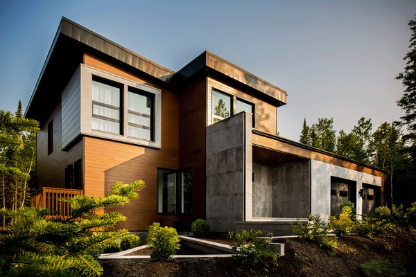 Photo  of BONE Structure Residence modern home