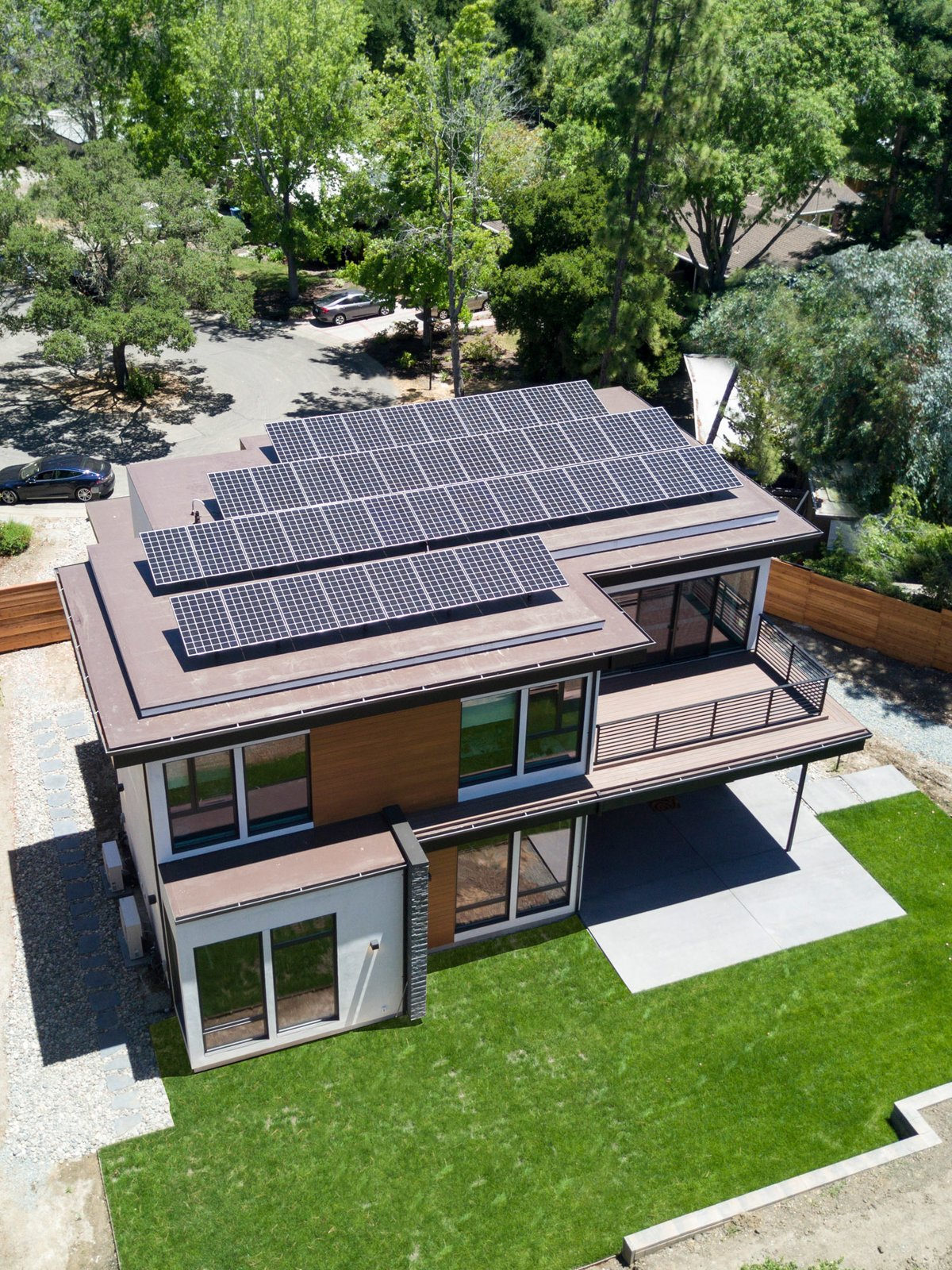 Sustainable Home Design Meets Stanford Climate Scientist