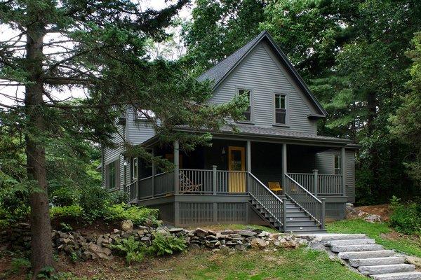 Photo  of The Bracy House modern home
