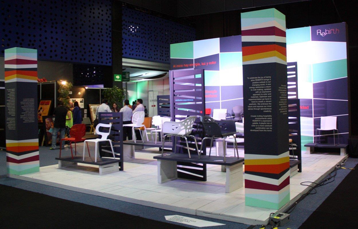 Expo Habitat by Boué Arquitectos