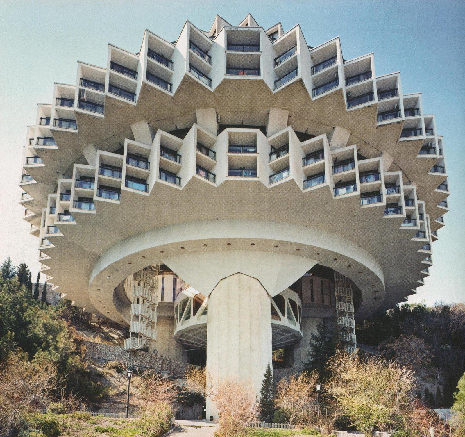 Holiday center, Hal Yalta, 1984
