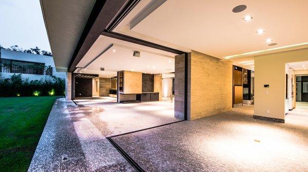 Hacienda del Pedregal - Sobrado + Ugalde Arquitectos Photo 6 of Hacienda del Pedregal modern home
