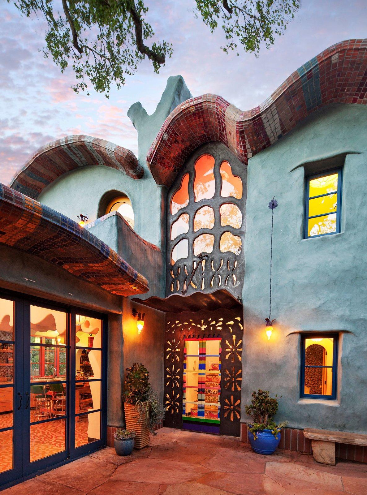 Oak Tree House by Jeff Shelton Architect