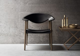 A Metropolitan Story - Photo 1 of 10 - The Metropolitan Chair by Ejner Larsen and Aksel Bender Madsen, originally designed in 1949, relaunched in 2014 by Carl Hansen & Søn.
