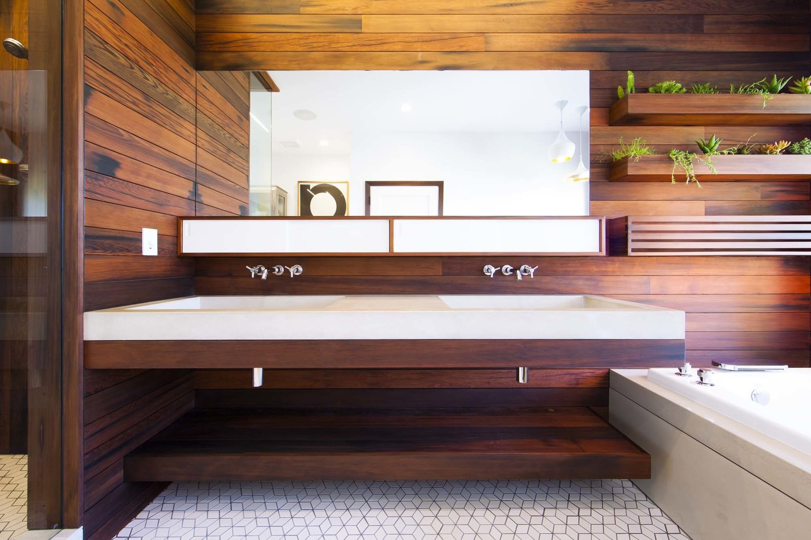 Photo Courtesy of Chris Brigham  Bathroom Ideas by Tom Berna from Bath & Spa Intrigue
