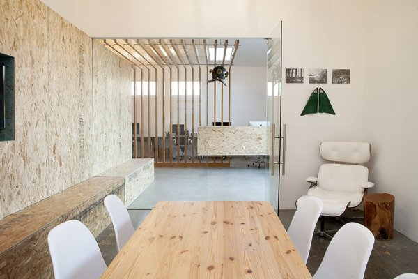 Modern home with office, chair, living room, desk, and study. Photo 6 of SLTWTR