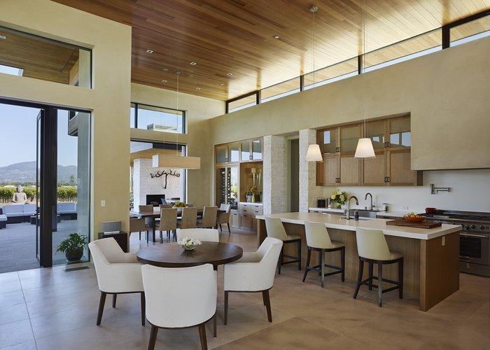 Modern Residence Kitchen