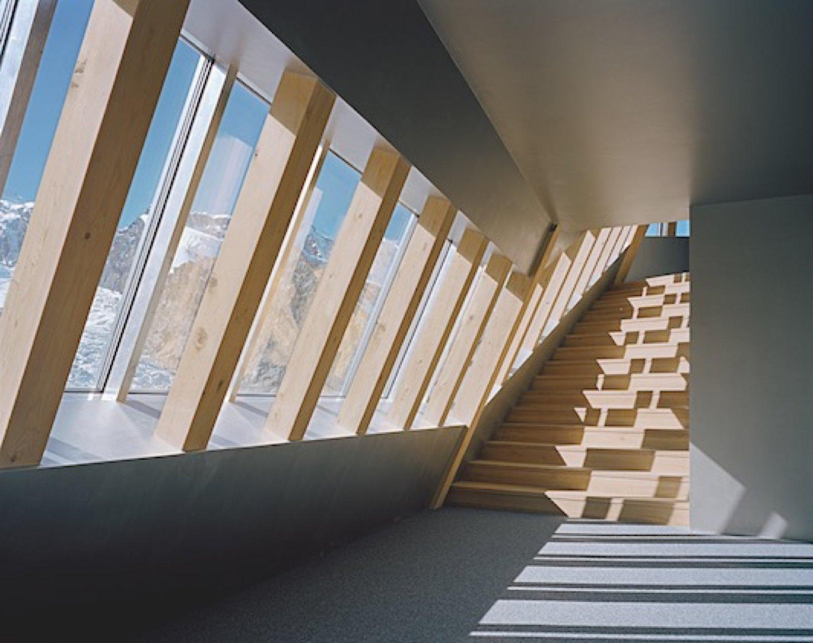 #alpinemodern #design #lifestyle #modern #elevatedliving #quiestdesign #monterosahut #swiss #alps #matterhorn #switzerland #zermatt   Head for Heights: Monte Rosa Hut by Alpine Modern