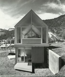 How American Modernism Came to the Mountains - Photo 1 of 20 - The Lavateili House in Snowmass, Colorado, designed by Harry Weese, 1969