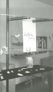 How American Modernism Came to the Mountains - Photo 11 of 20 - Making do: Harry Weese designed open shelving of floating glass and steel poles to display Bertoia jewelry in the early 1950s