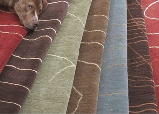 Prairie rug collection by Marcia Weese
