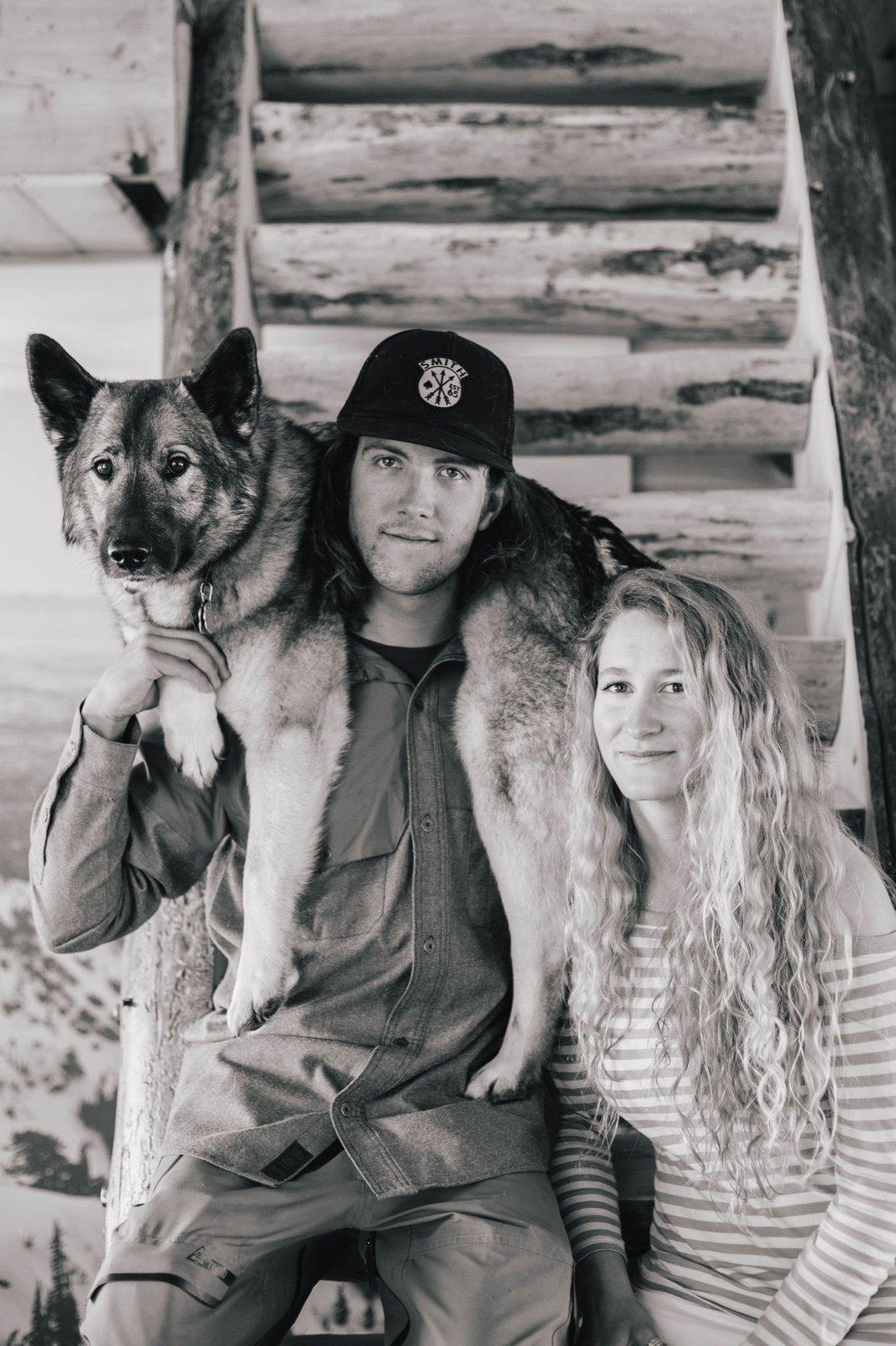 Zach and Cindi Lou Grant