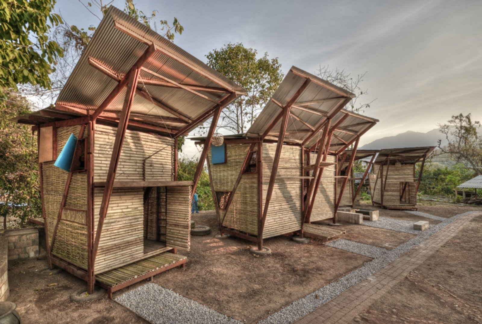 Soe Ker Tie Houses in Thailand / Photo by Pasi Aalto / Tyin Tegnestue  Photo 10 of 12 in Slow Architecture