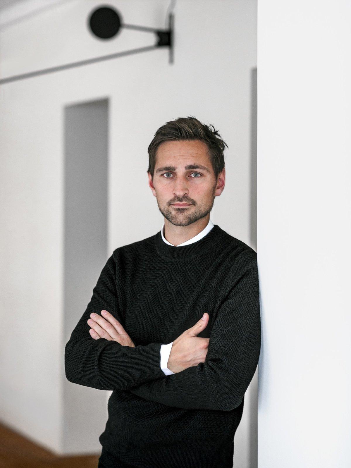 Architect Håkon Matre Aasarød