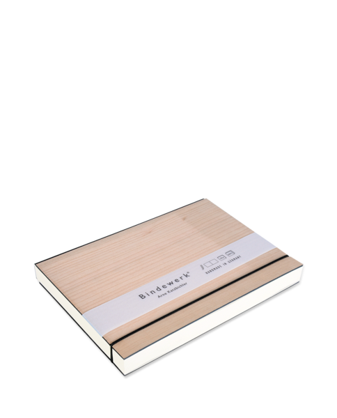 Wood Notebook Large