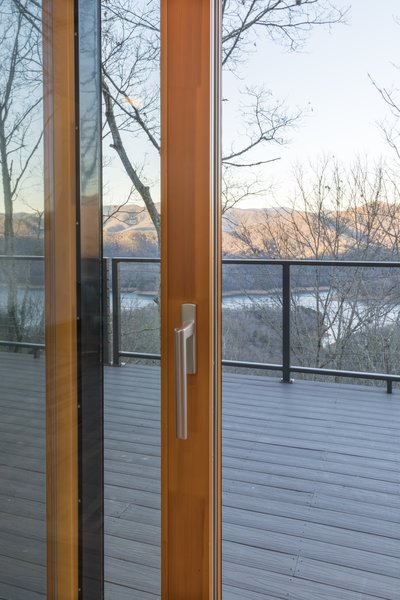 Lift & Slide Door - Zola Thermo Clad Photo 6 of Love Shack modern home