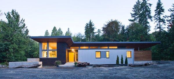 Photo 5 of Cedar Haus modern home