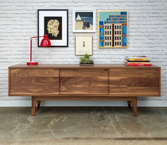 Credenzas & TV Stands by STOR New York - Handmade Furniture