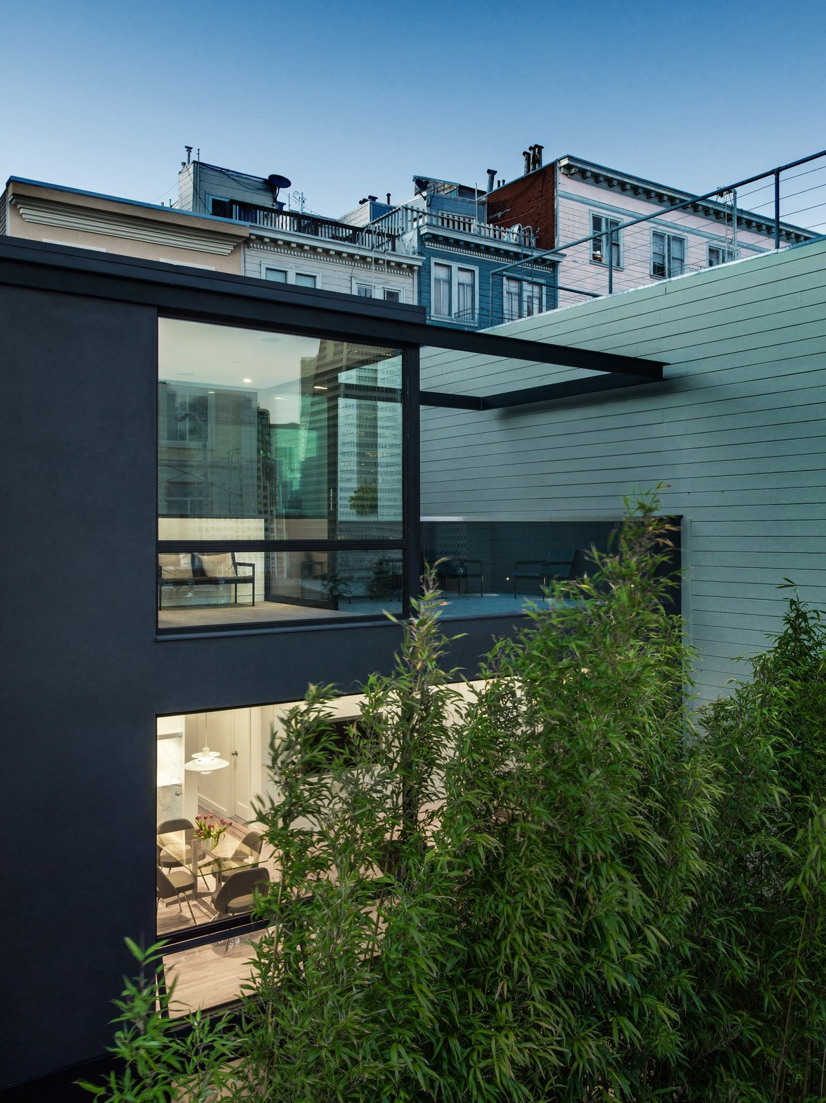Telegraph Hill Periscope by Samaha+Hart Architecture