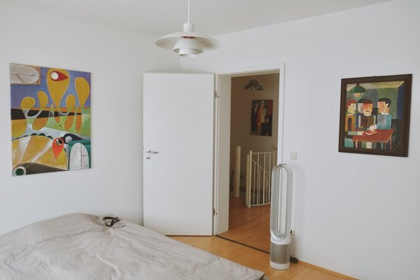 Opposite view for the bedroom and entrance. Photo 4 of Philipp's Appartment modern home