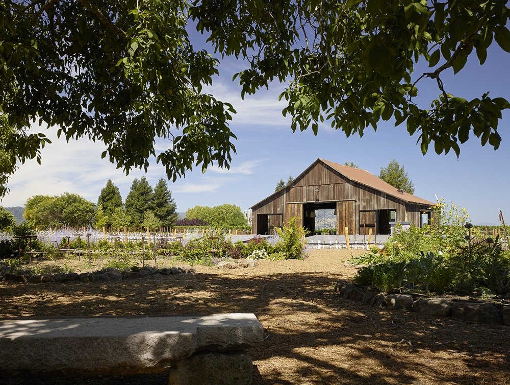 Tagged: Outdoor, Back Yard, and Gardens.  Napa Vineyard Barn by Centric General Contractors