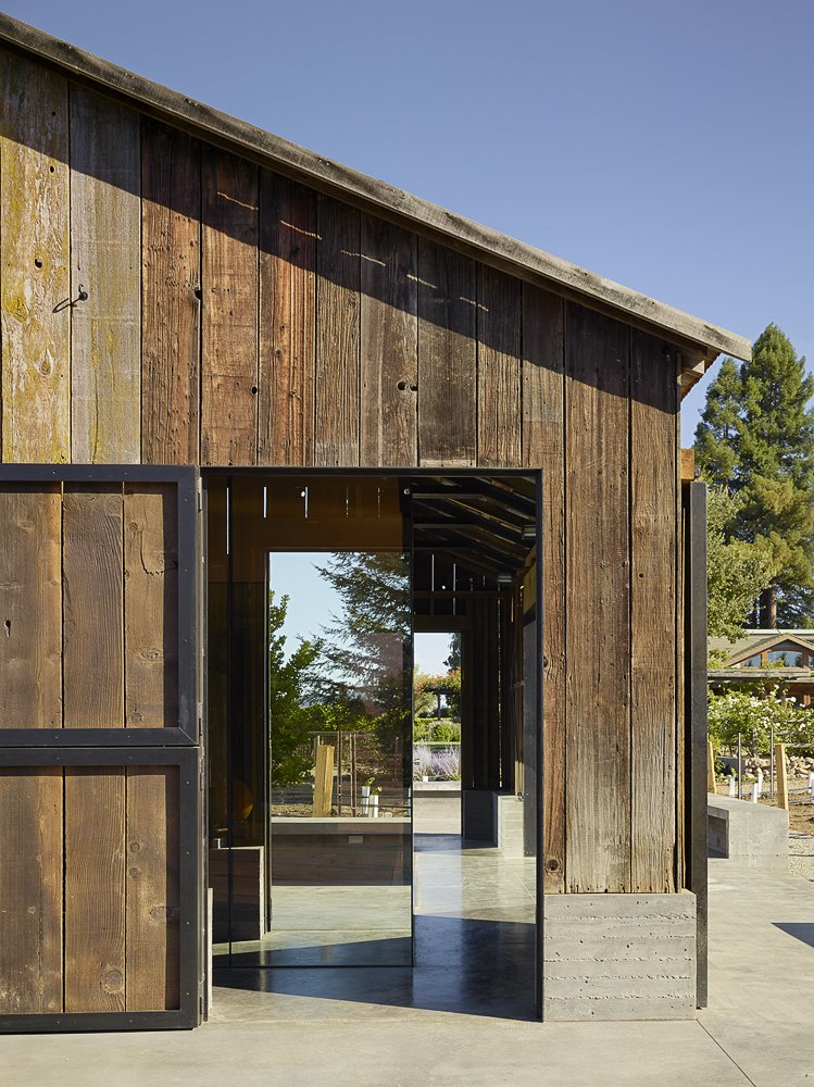 Tagged: Outdoor. Napa Vineyard Barn by Centric General Contractors