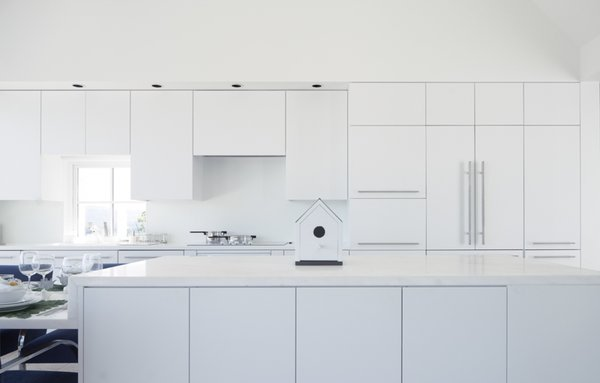 Modern home with kitchen and white cabinet. interior, kitchen Photo 2 of The Birdhouse