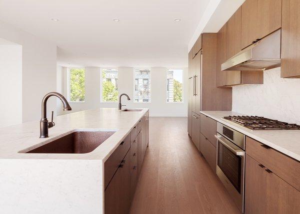 Photo 3 of York Street Row House modern home