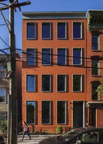Photo  of York Street Row House modern home