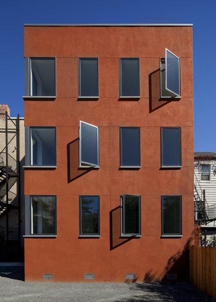 Photo 5 of York Street Row House modern home