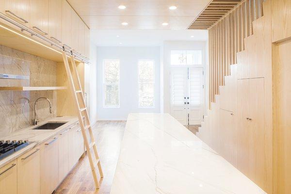Photo 15 of Wayne Street Row House modern home