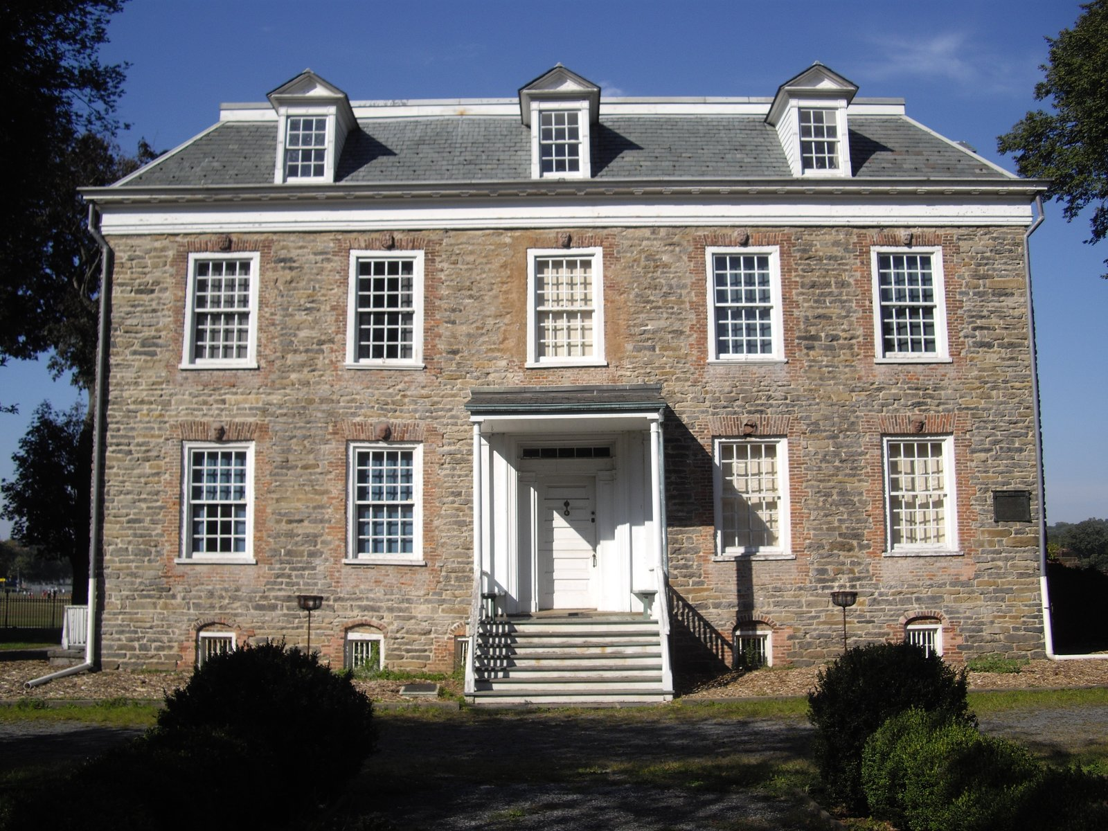 October 16 Building of the Day: Van Cortlandt House Museum  Built by Frederick Van Cortlandt   Photo credit: NSCD-NY, Van Cortlandt House Museum    2013 Buildings of the Day by Archtober