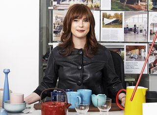 Archtober Itinerary: Amanda Dameron - Photo 1 of 5 - Amanda Dameron in the Dwell New York headquarters