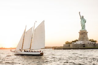 AIANY and Classic Harbor's Around Manhattan Boat Tour circumnavigates the island.