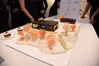 Great Architectural Bake-Off New York - Photo 7 of 7 - Honorable mention: GRADE New York's Glass House